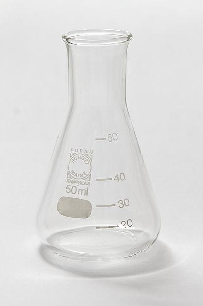Senyawa kimia penyusun labu enlemeyer