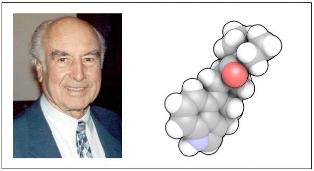 Albert Hofman dan Strukturdari LSD