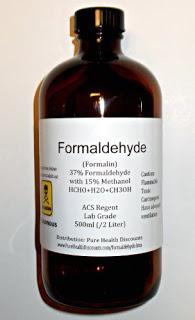 formalin botol