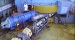 Bagian dari siklotron ion berat U400 di Dubna, Rusia