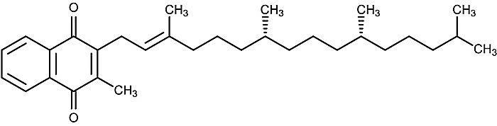 Struktur Kimia dari Semua Vitamin