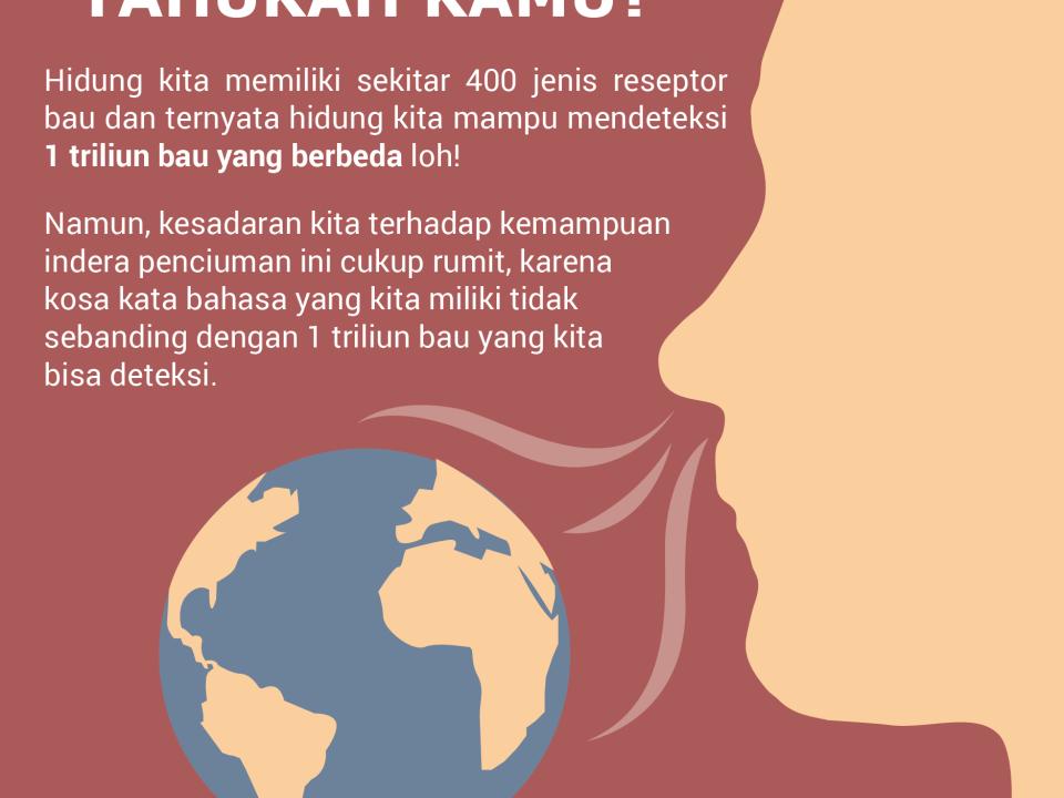 Seberapa Hebat Hidung Kita?