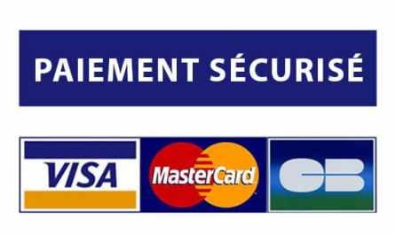 Paiement sécurisé par carte