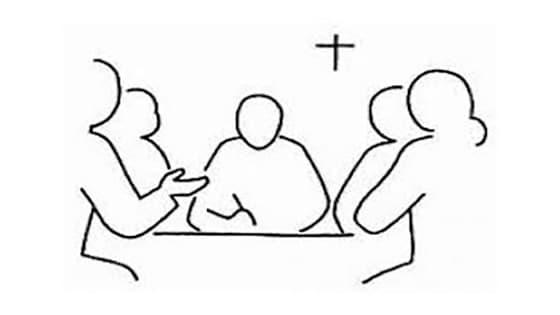 Conseil pastoral, illustration