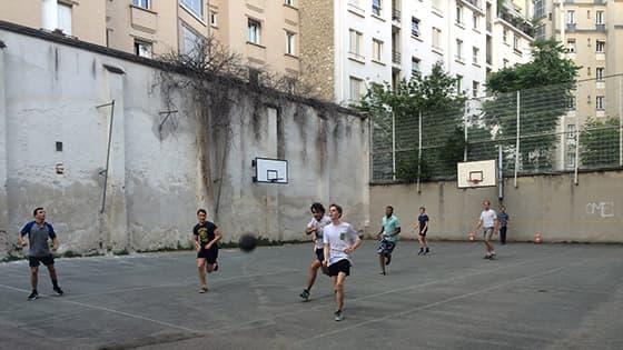 Foyer-Saint-Ambroise pour les garçons