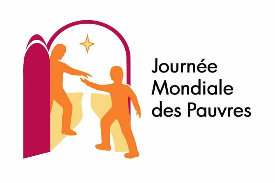 Journées Mondiales des Pauvres, Logo