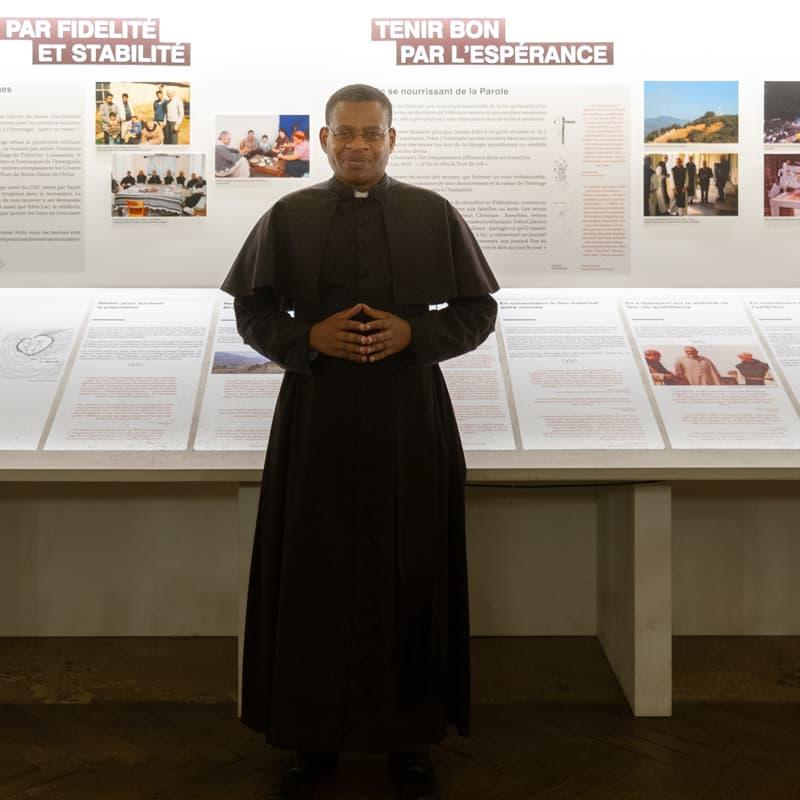 Père Narcisse RURENGA à Saint Ambroise Paris