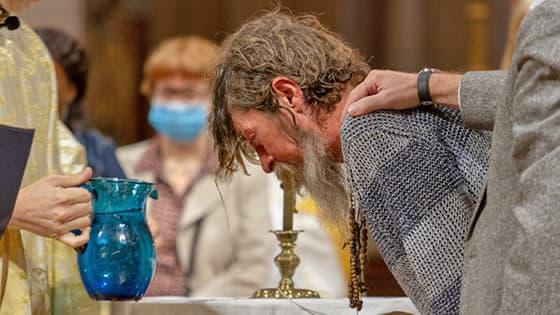 Baptême des adultes