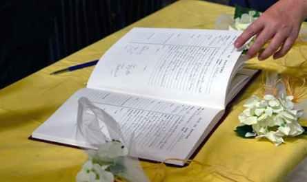 Registre des Certificats de baptême à Saint-Ambroise