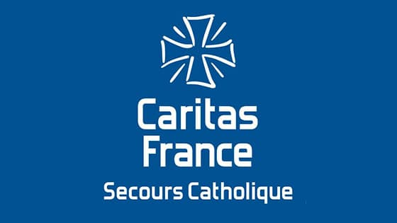 logo Secours Catholique Caritas, Groupe Saint-Ambroise