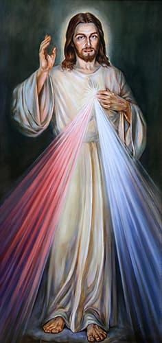 christ miséricorde chapelet