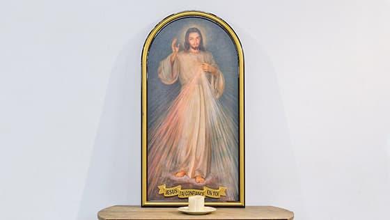 Prière du chapelet de la Miséricorde