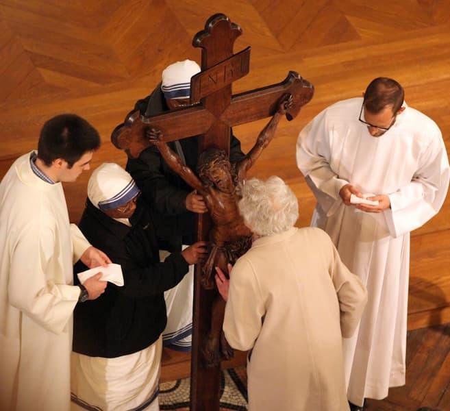 Office de la Passion Croix du Christ