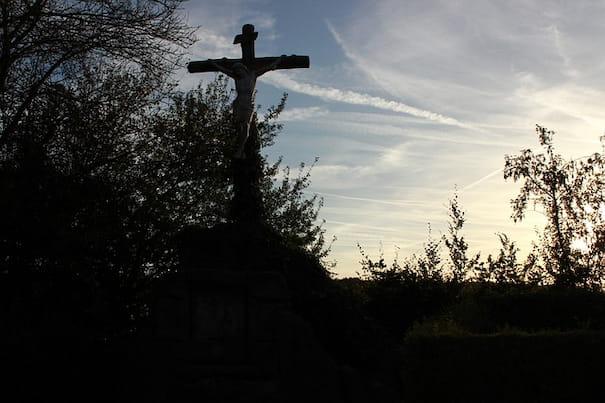 ascension du christ croix