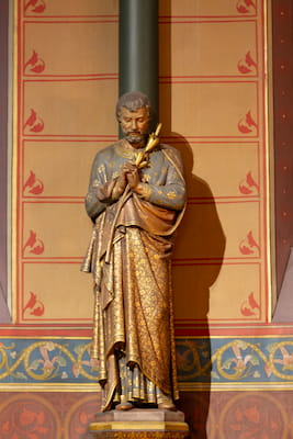 Saint-Joseph sculpture