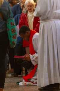Chemin de Croix prêtre