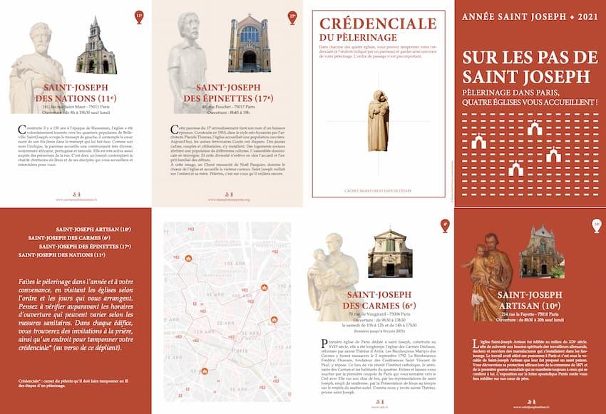Crédenciale Saint-Joseph 2021