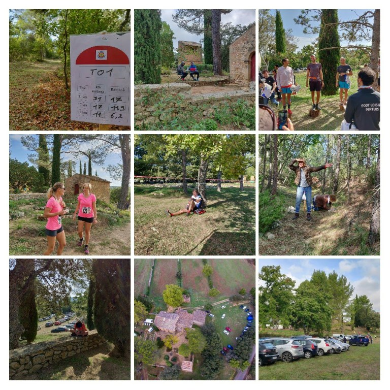 Une sélection des meilleurs moments de l'édition 2019 du Trail de Jouques organisé sur le Domaine Saint-Antonin