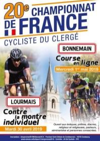 Championnat cycliste du clergé - 30 avril 2019