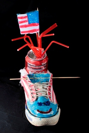 Dtournements De Chaussures Arts Plastiques En 6me