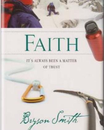 Faith – It's Always Been a Matter of Trust – Julie Brierley