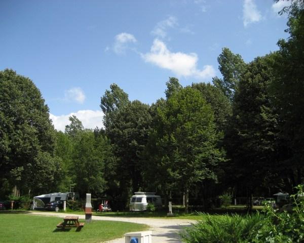 Camping de Nontron – De la Nature !