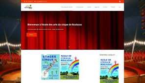 Ecole des arts du cirque de Boulazac - cirque24.fr