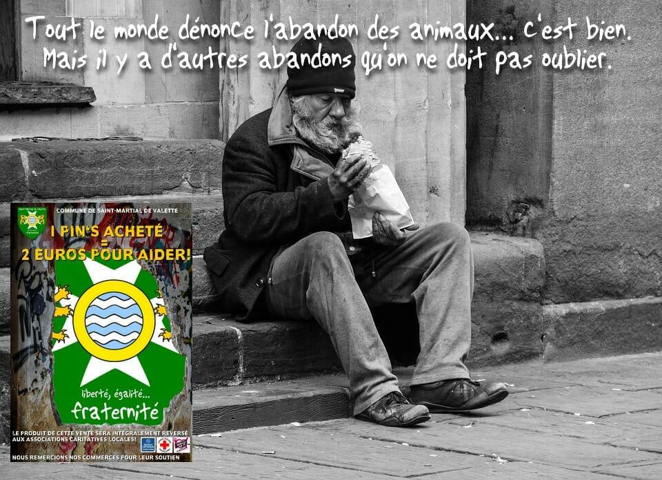 Saint-Martial de Valette - Liberté, égalité, fraternité - Commune du Périgord vert