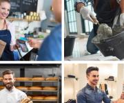 Aide aux commerçants et artisans