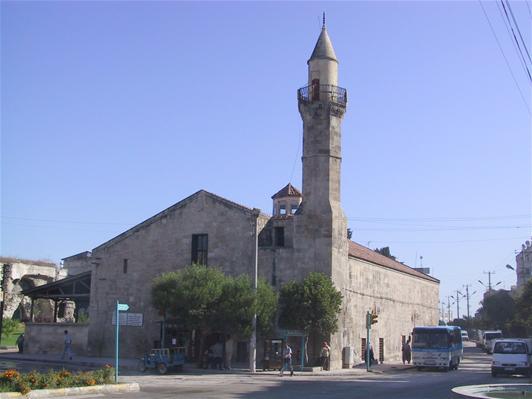 Une vieille mosquée