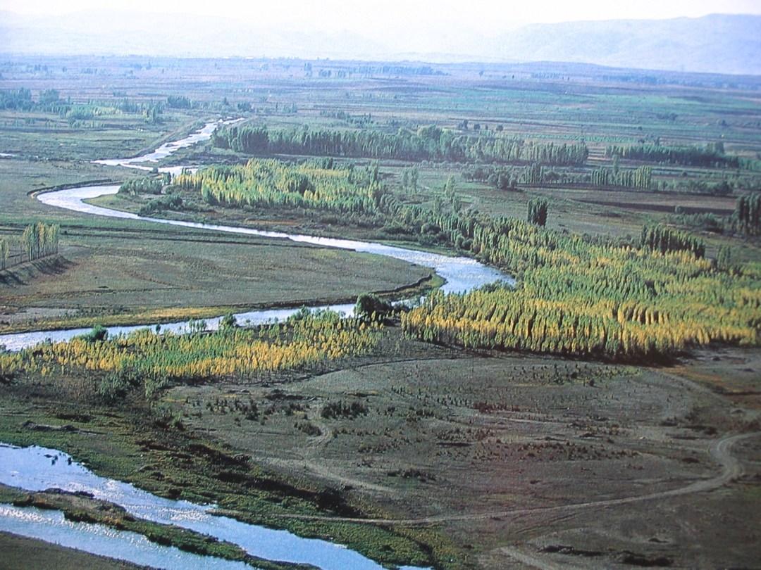 La rivière de Tarse
