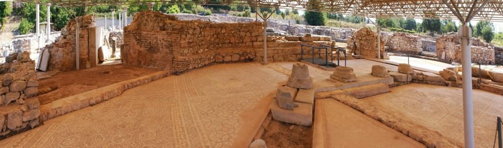 Eglise du 5e siècle