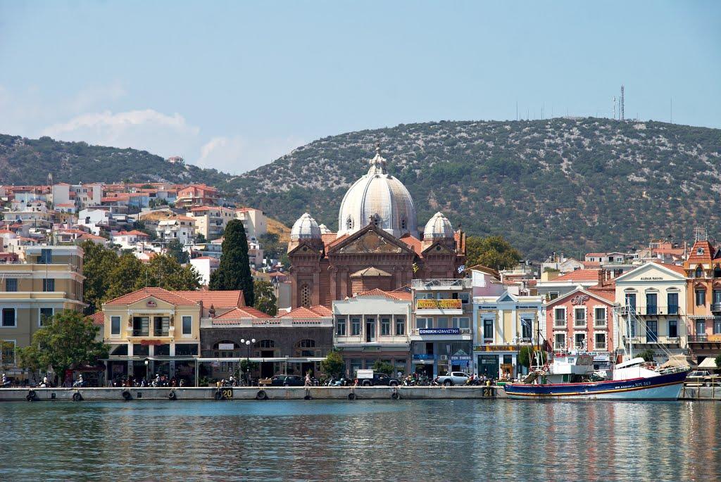 Le port moderne