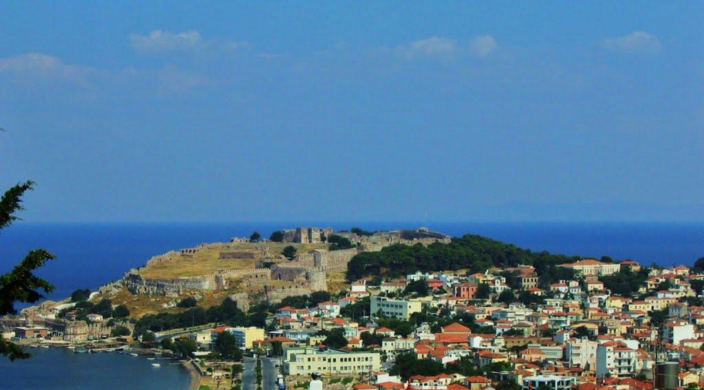 La citadelle de la ville