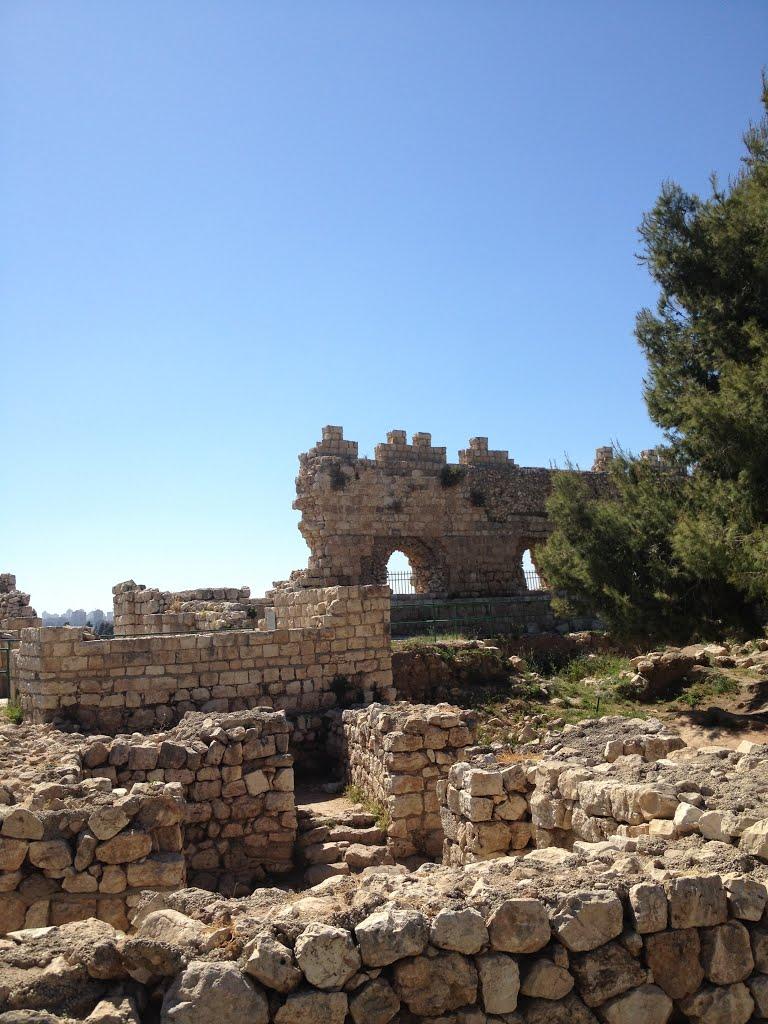 Ruines d'Aphek