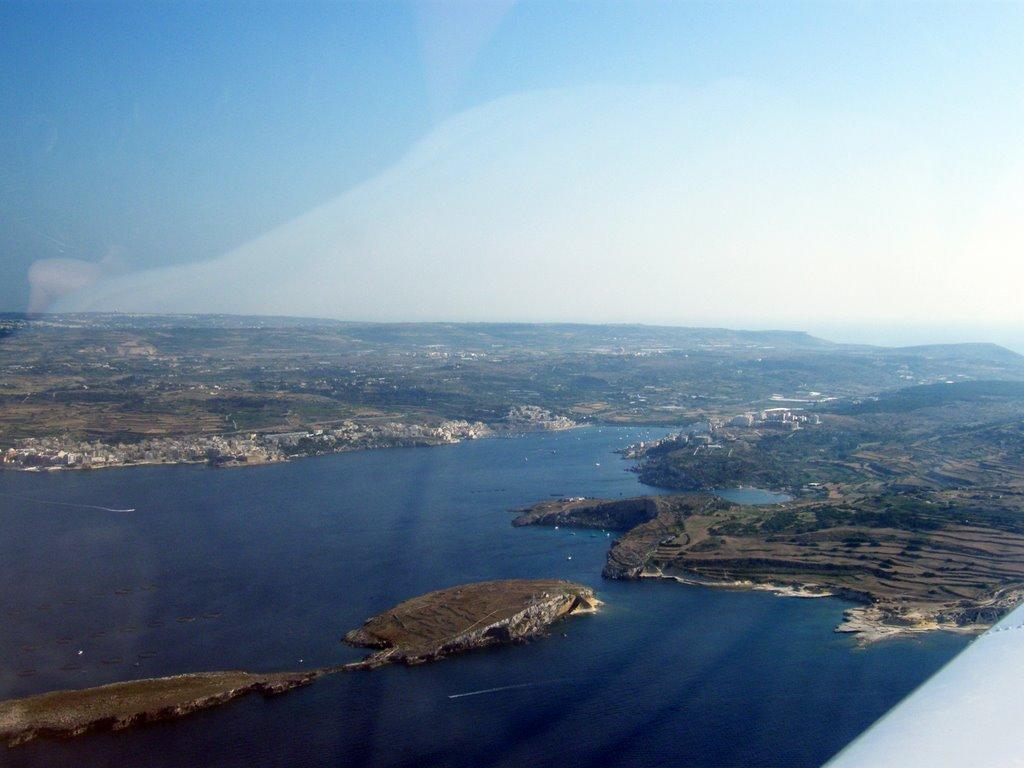 La baie de St Paul