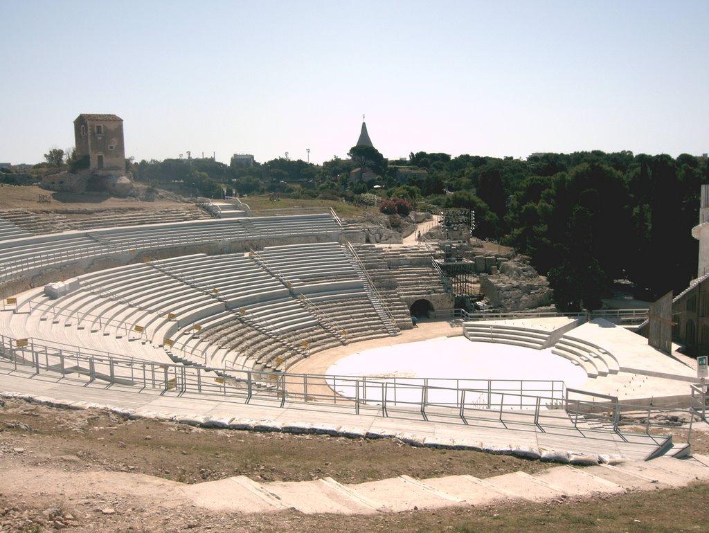 Le théâtre grec