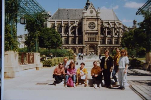 1990 St. Remy und Paris