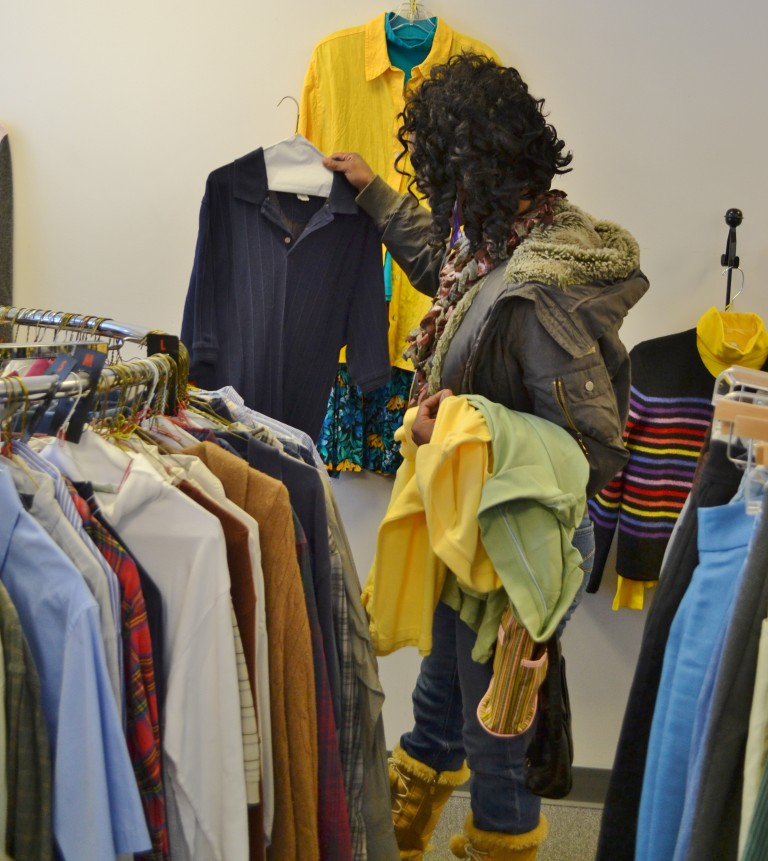 clothesline free clothing ministry