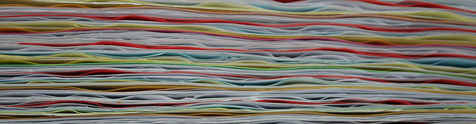 Pile of sheets by Johann Dréo, on Flickr