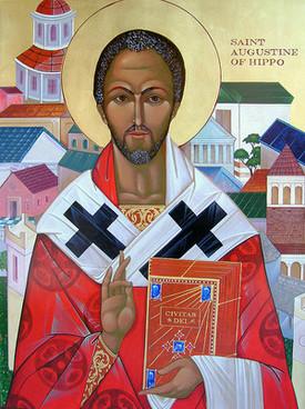 St. Augustine of Hippo - St. Augustine Catholic Church - Washington, DC