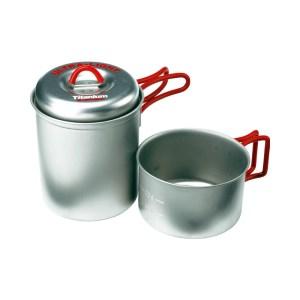 Evernew Titanium Solo Pot set