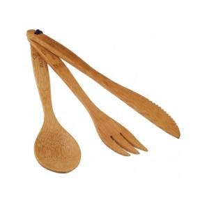 Rubytec bamboe bestek