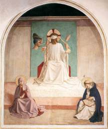 fra Angelico - Christ aux outrages