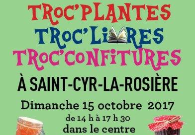 Troc plantes le dimanche 15 octobre