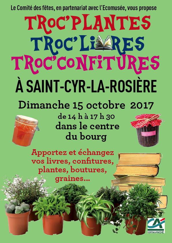 troc plantes 15 octobre