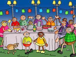 repas des anciens