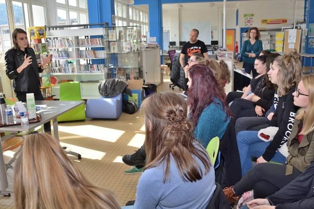 Rencontre_Pauline_Peyrade_Lycée_Jules-Ferry (2)