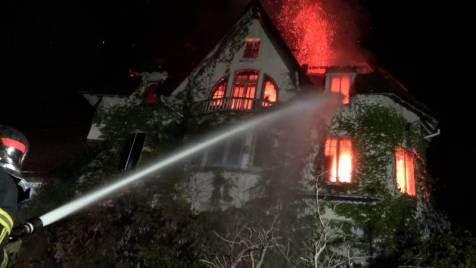 Incendie-Saint-Maurice
