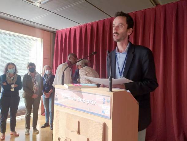 Luc Bronner est lauréat du prix Amerigo-Vespucci 2021